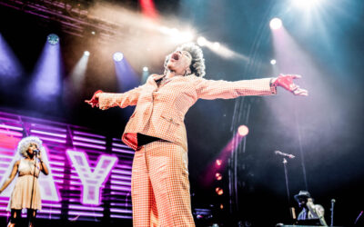 MACY GREY – GruVillage 105 Music Festival – Torino 2019